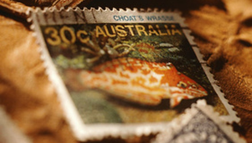 Learn tips for assessing the value of your collectible stamps.