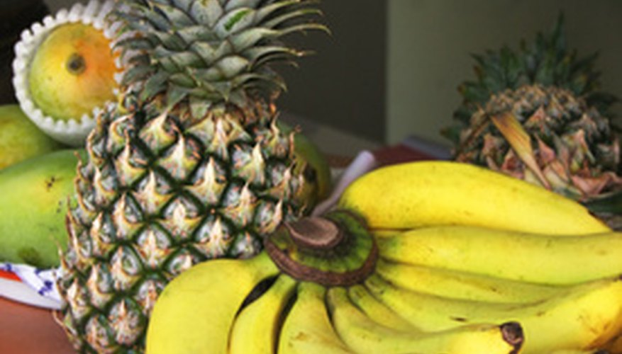 Tropical fruits are more than just bananas and pineapple