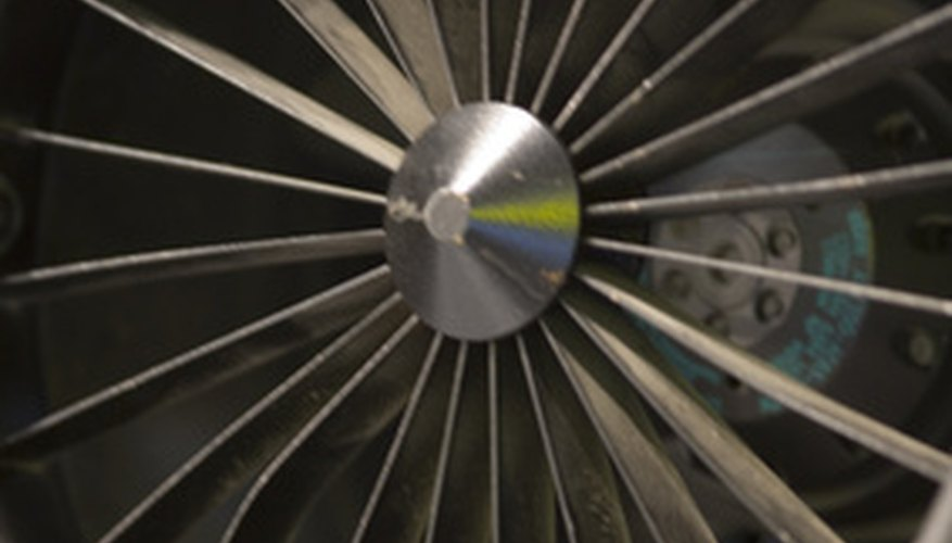 Turbine mechanics