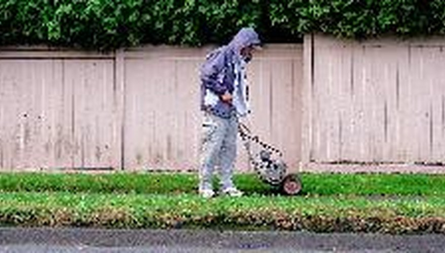 Edgers make maintaining a neat and trim lawn easy.
