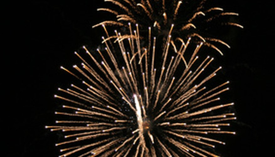 Magnesium is used in pyrotechnics and fireworks.