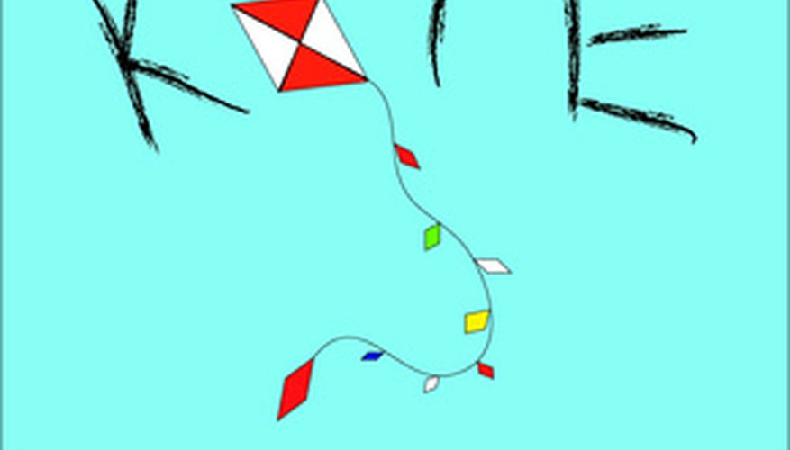 Make your own kite string winder