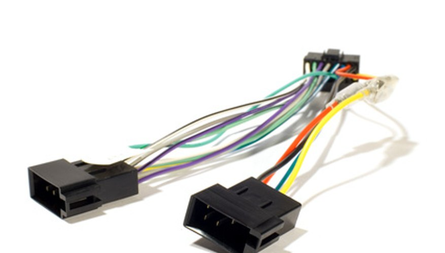 how to know which wire is bad in a wiring harness
