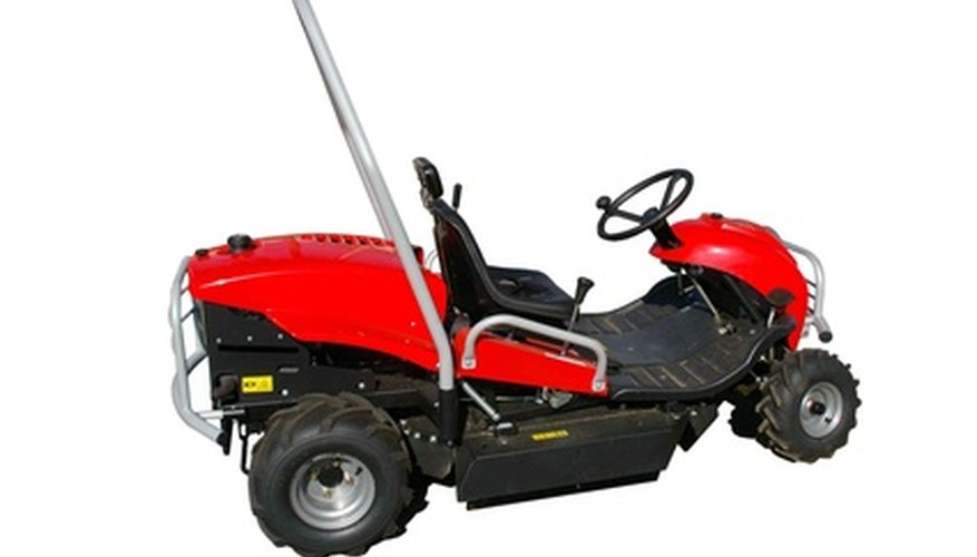 The Briggs and Stratton Vanguard HP 20 is large enough for a number of different lawn tractor applications.
