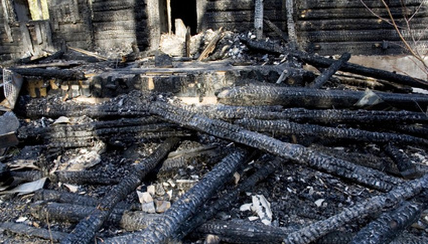 Many house fires are caused by current flowing through overloaded wires.