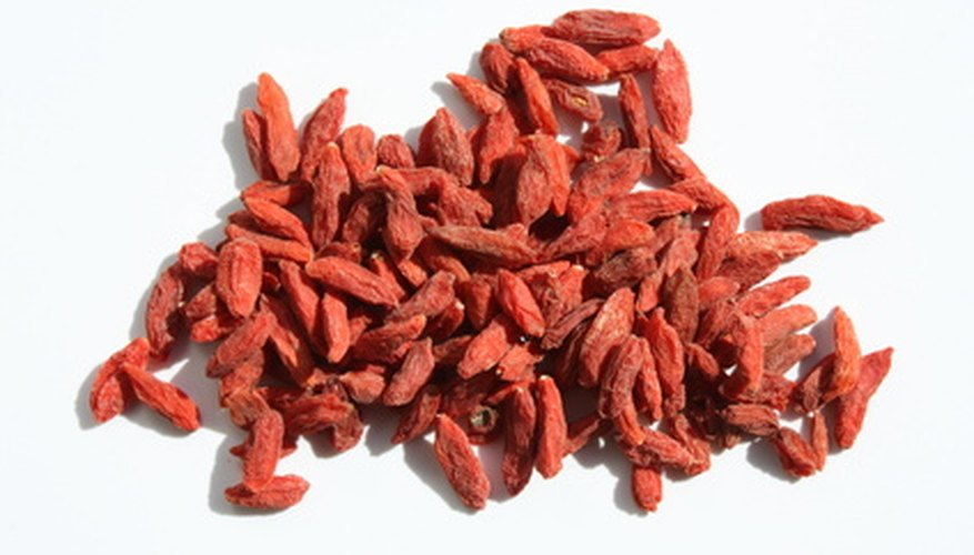 Goji berries do very well in Florida.