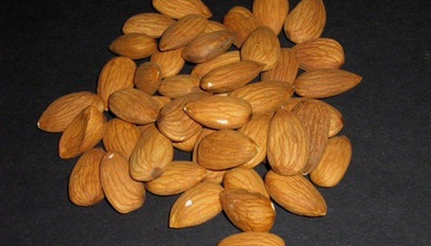 Growing almonds in suitable climates is not difficult