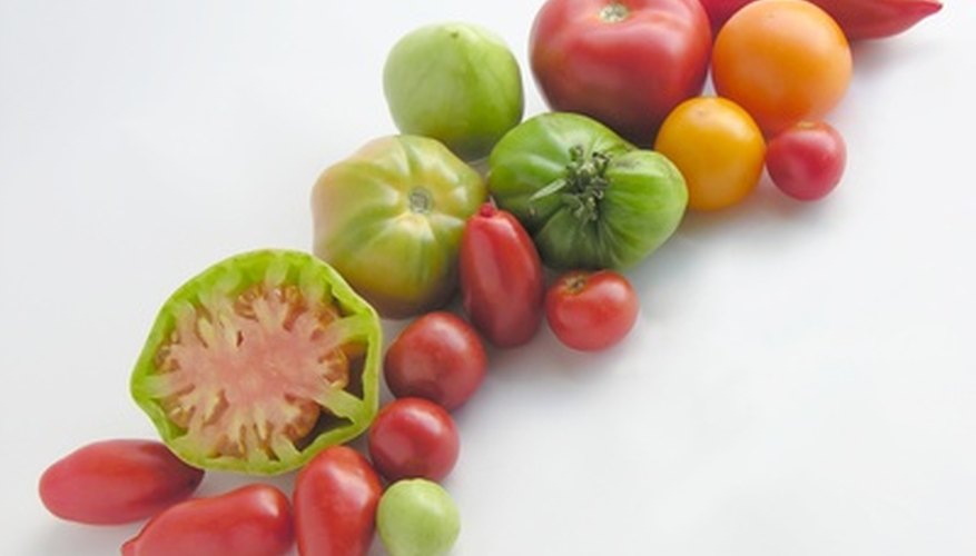 Garden-grown tomatoes have the best flavor.