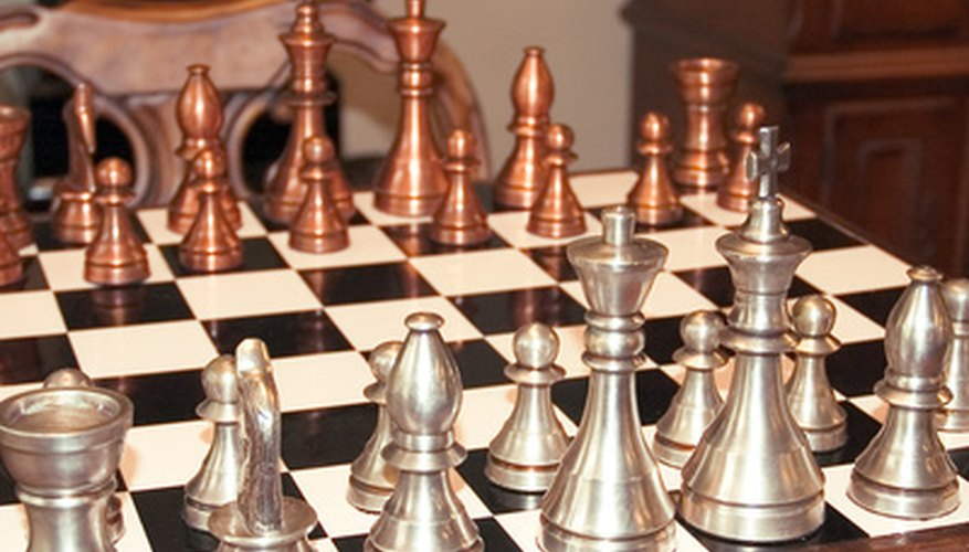 Math plays a role in board games, like chess.