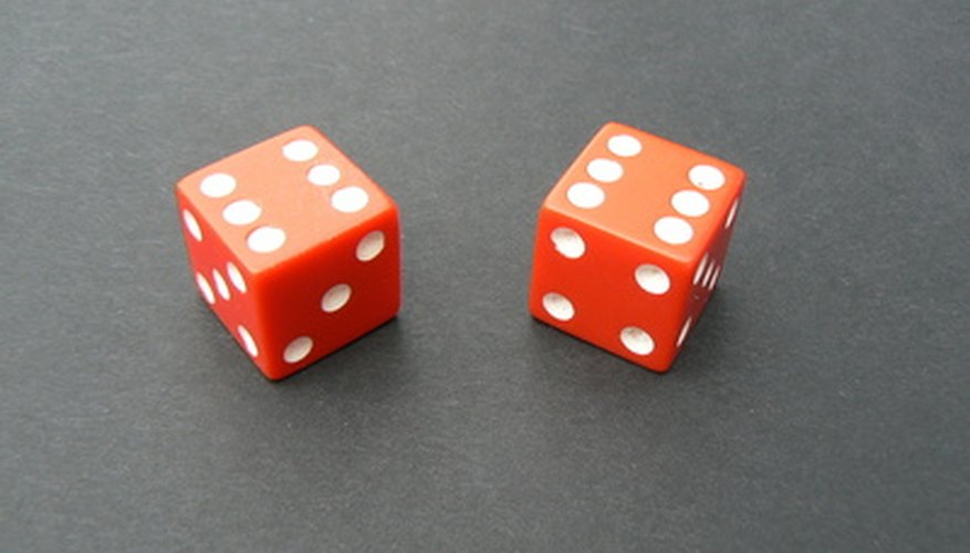 You can make your party fun and exciting with only quarters and dice.
