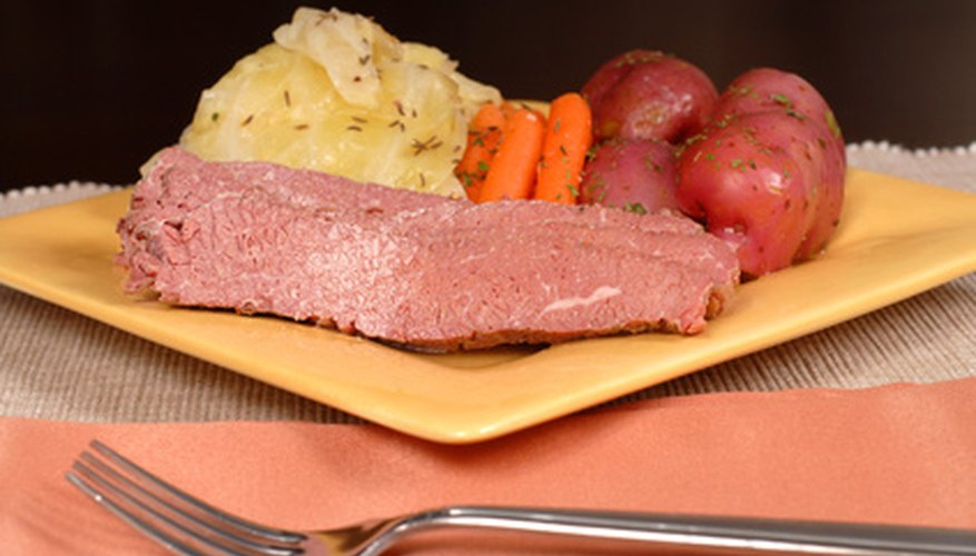 Learn how to fix tough corned beef.