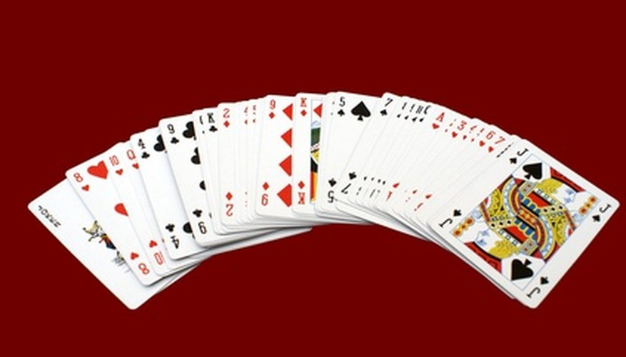 Klondike solitaire requires a full deck of cards, minus the jokers.