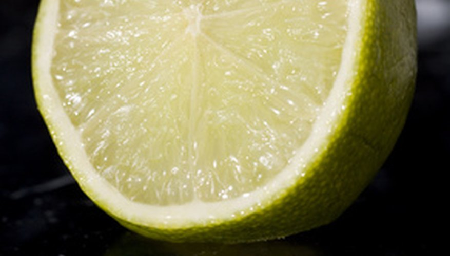 Key limes are used to make key lime pie.