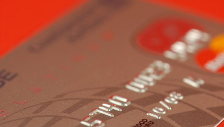Magnetic strips are found on the backs of credit cards.