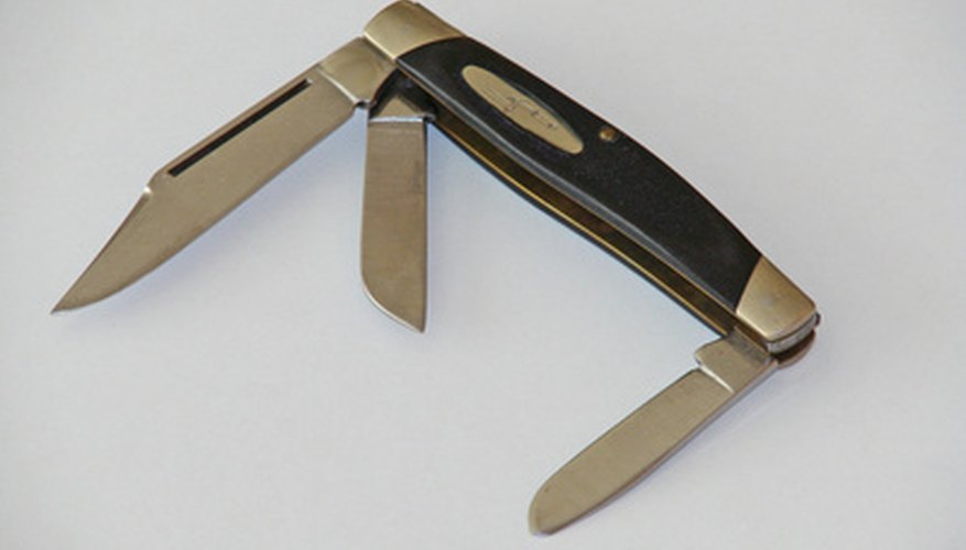 Dating case knife