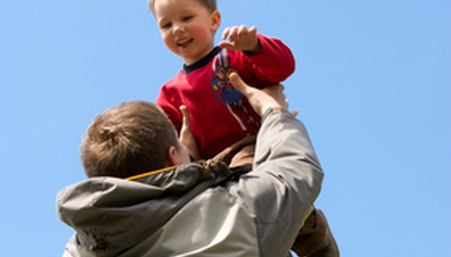 Children benefit from daily interaction with trusted male role models.