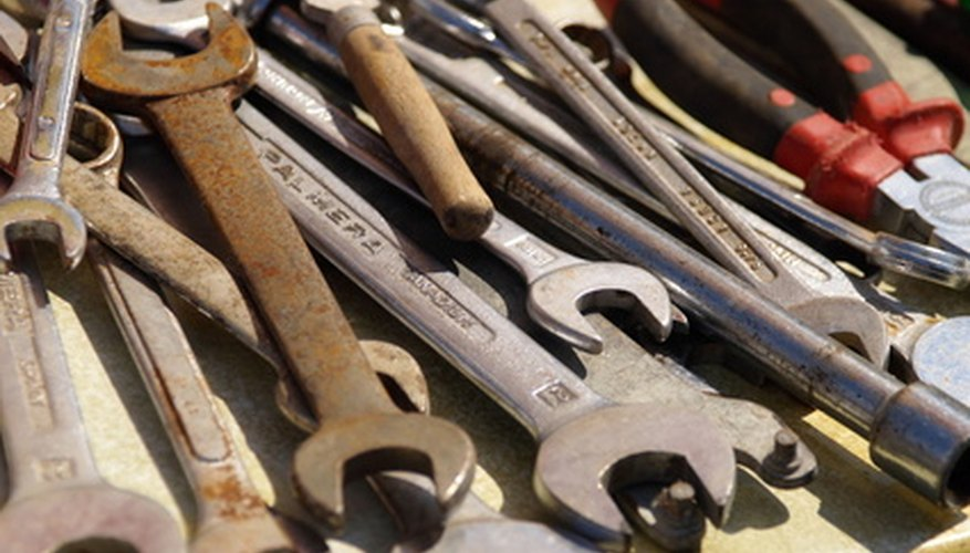 Several factors will establish the value of your old tools.