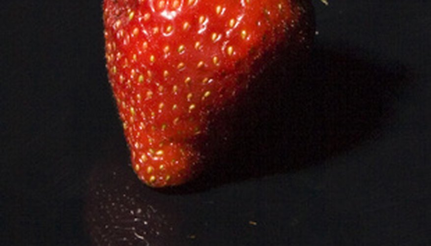 Every strawberry has 200 seeds on its surface.
