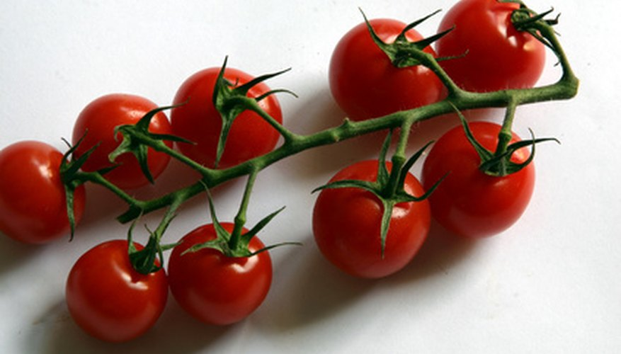Penn State recommends several grape tomato seed varieties.