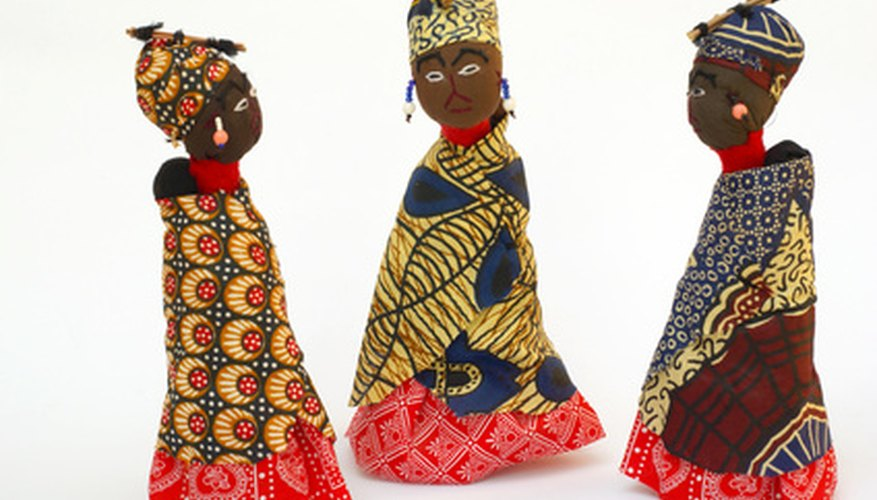 African dolls can be a unique addition to any doll collection.