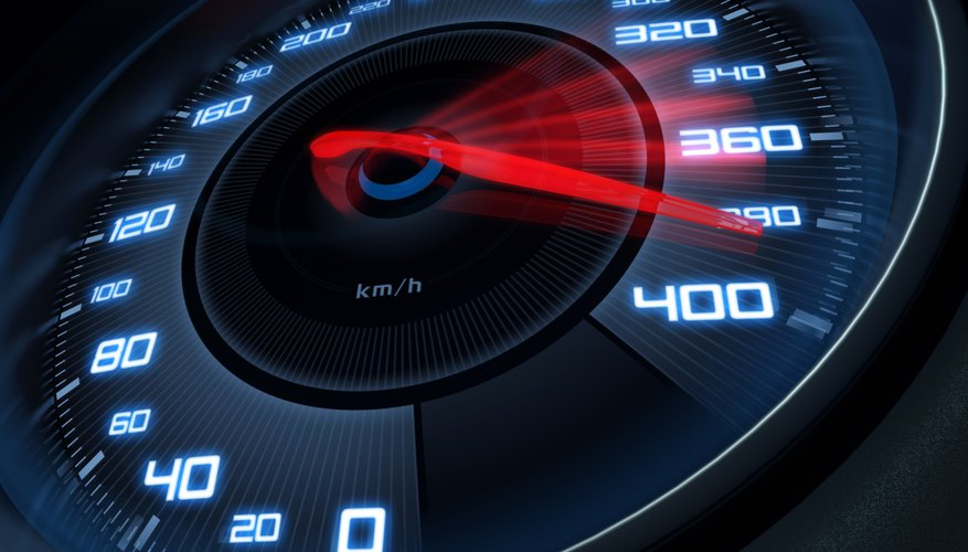 Velocity is frequently misused to describe speed.