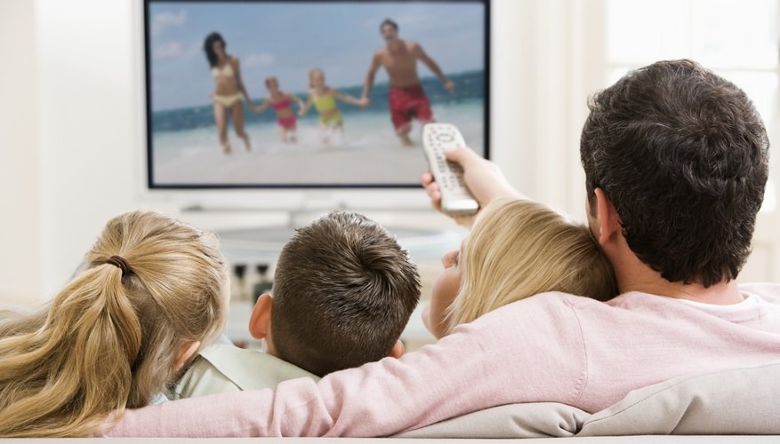 how does television affect children Several experimental studies have demonstrated the effect of tv does children 's screen time.