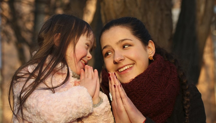 A mother's religious background has the most influence on children's religious identity.