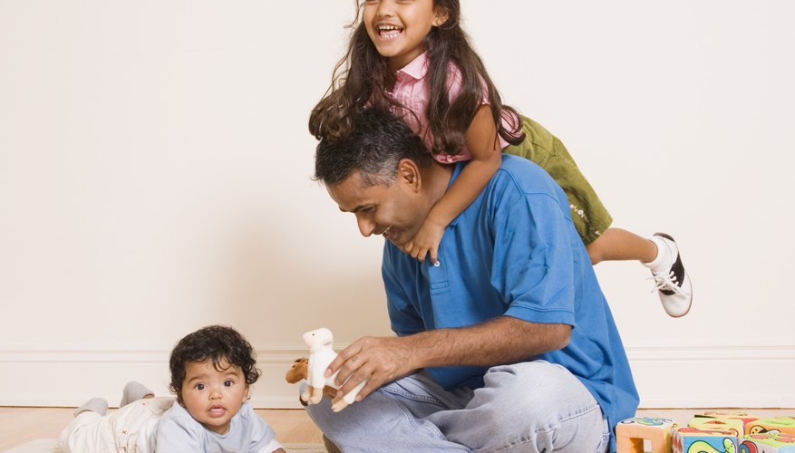 Parenting programs can help you become the parent you want to be.