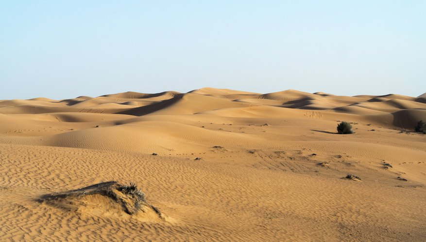 The Sahara Desert was once a fertile region of lakes and water that has been brutally disrupted by modern technology and developments