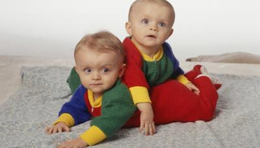 Adopting twins can bring double the joy.
