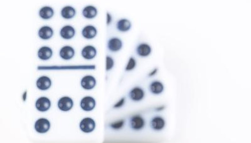 Have fun playing spinner dominoes on your next game night.