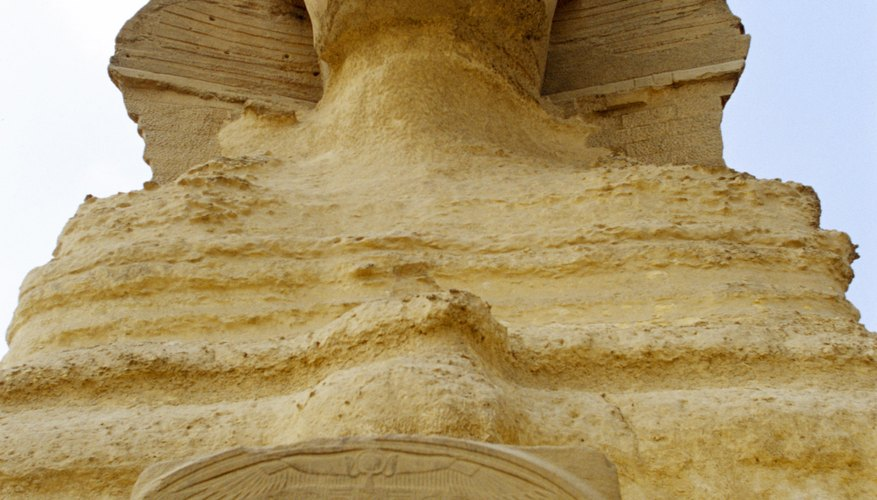 How Does Weathering Affect Monuments? | Sciencing