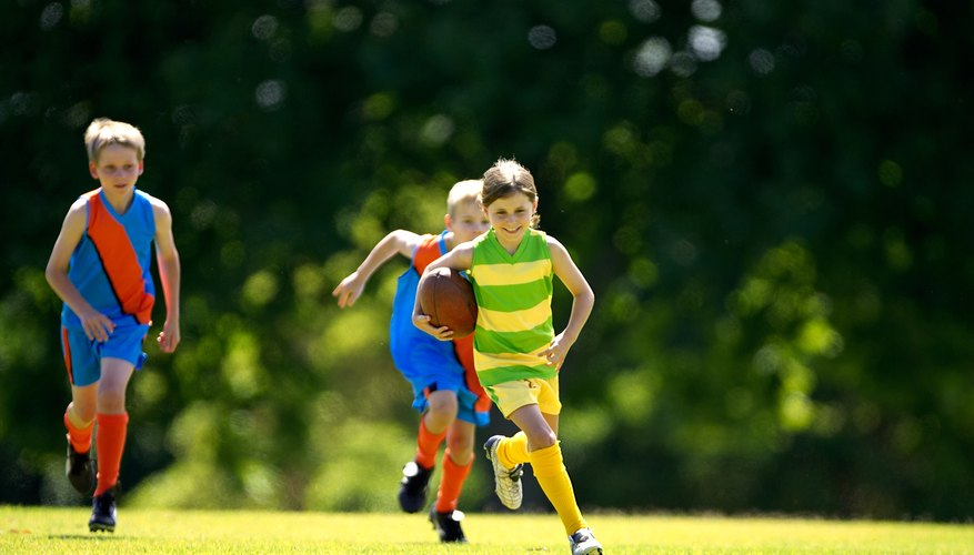 Outdoor physical activity helps hyperactive kids expend excess energy.
