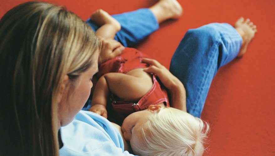 It is possible to become pregnant while breastfeeding.