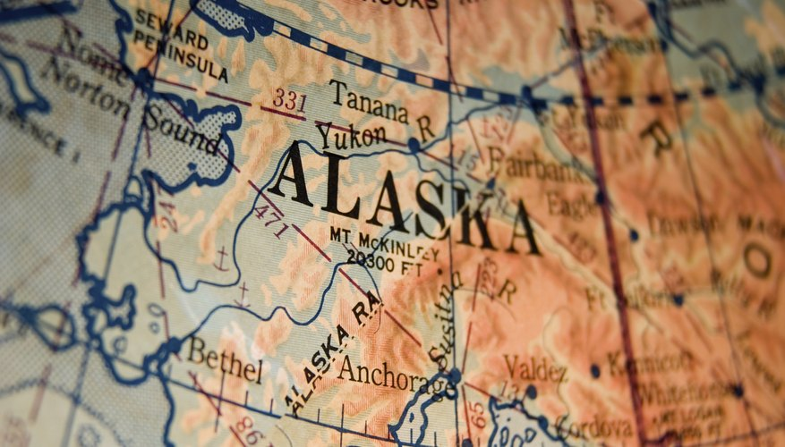 Alaska is the largest state by area in the United States, with 570,640.95 square miles.