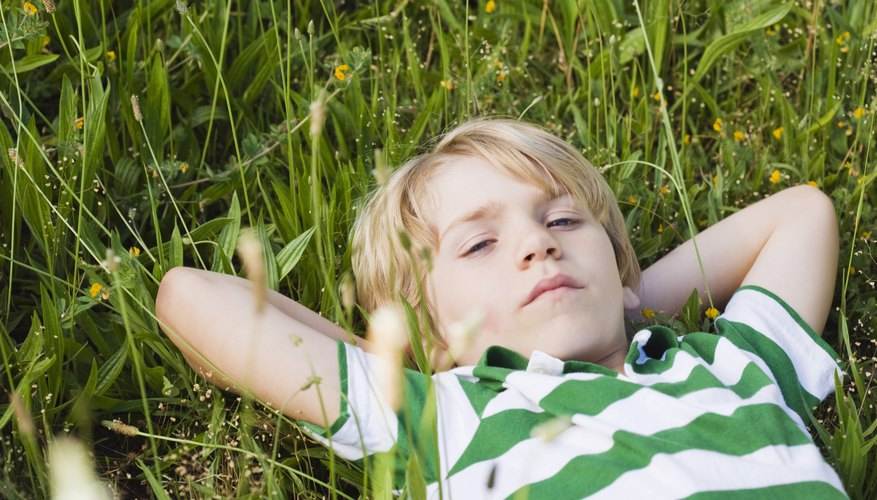 A short nap after school might be beneficial for your kindergartener.