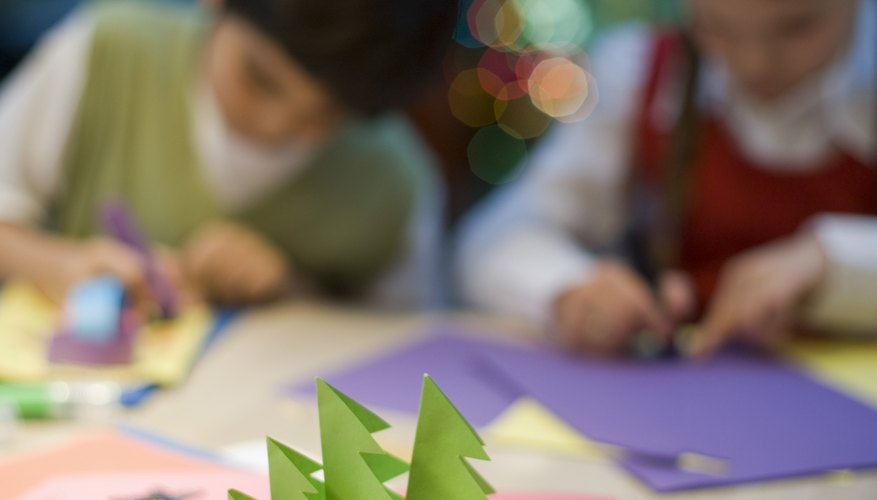 Kids can make cards to lift church members' spirits.