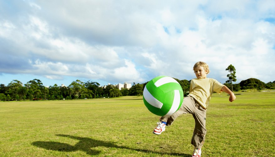 Improving his coordination will benefit your child in many areas.