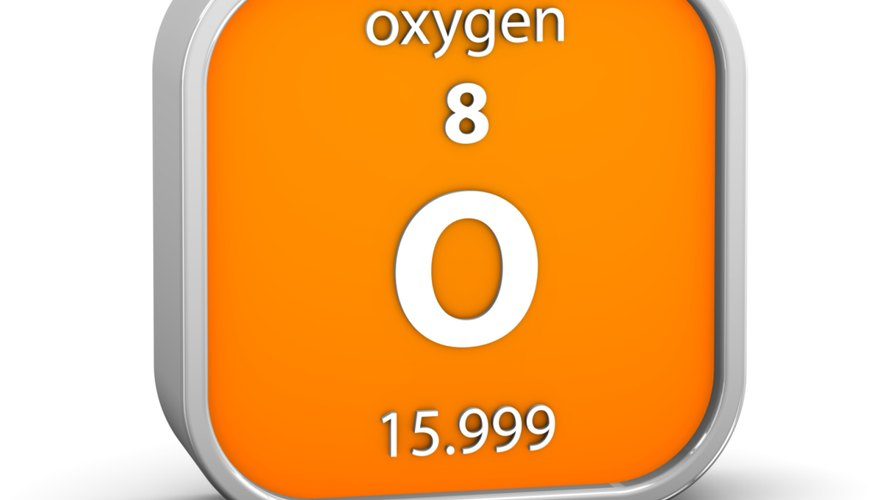 In chemical reactions, oxygen tends to accept electrons.