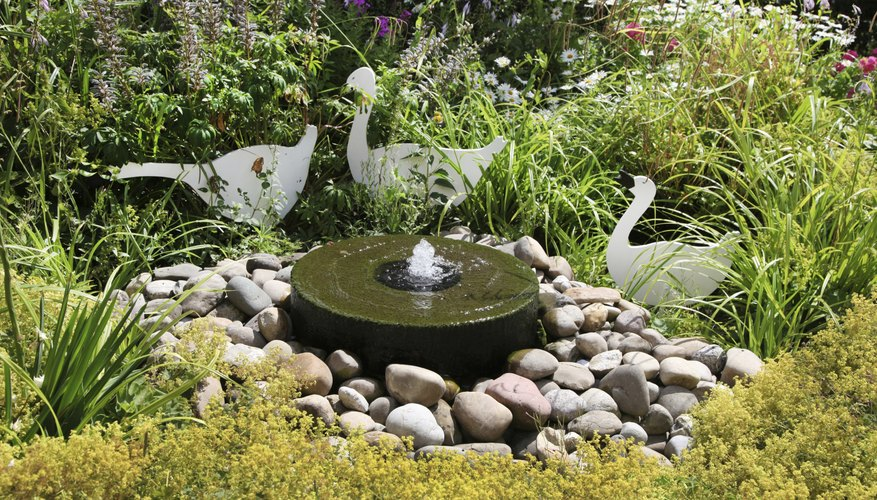 Winterization prevents freezing damage to fountains in cold weather.