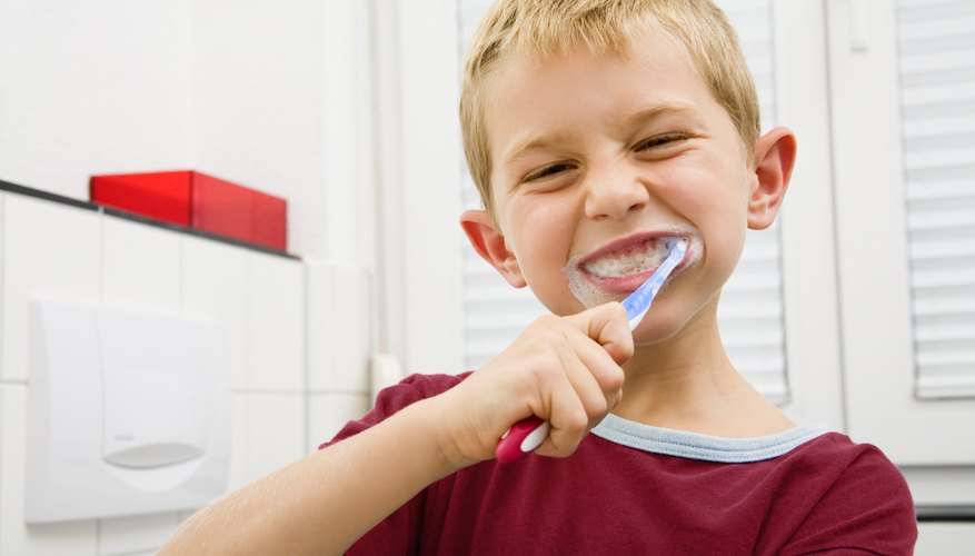Sterilizing toothbrushes will get rid of bacteria.