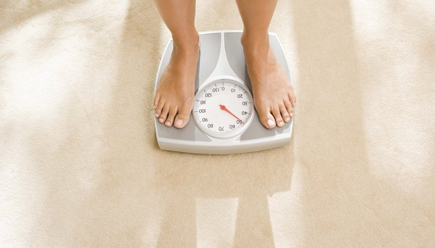 Unexplained weightloss may be a symptom