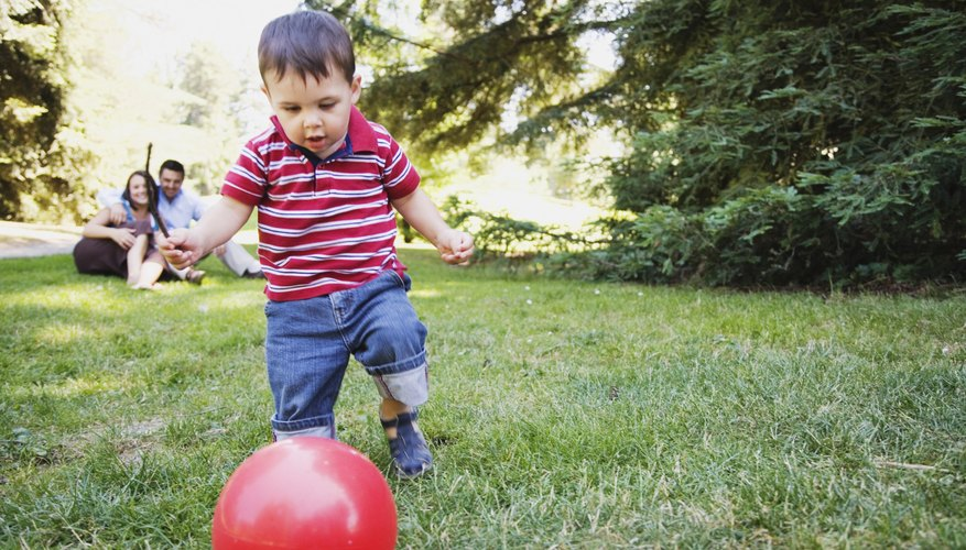 Toddlers need opportunities to develop movement skills through moderate physical activity.