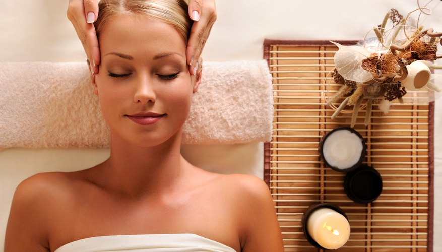 find out if a local spa can donate a prize