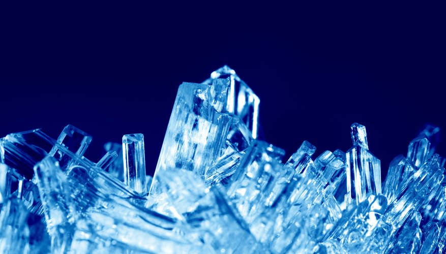 For common crystals affected most strongly by evaporation, temperature is very important.