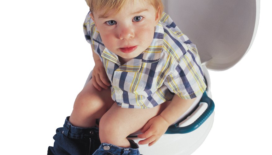 Reward your child for using the potty.