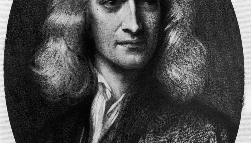 Sir Isaac Newton explained planetary motion with his theory of universal gravitation.