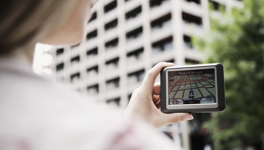 GPS can do much more than help you get to your destination.
