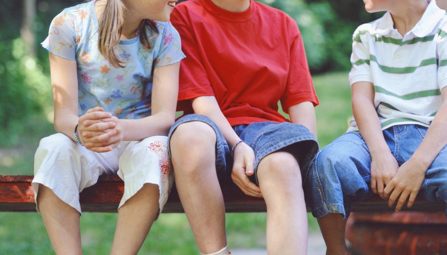 Children with well-developed language skills become effective communicators.