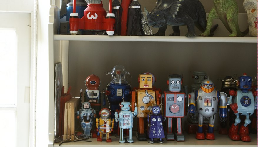 You might be surprised at the value of some of your collectibles.